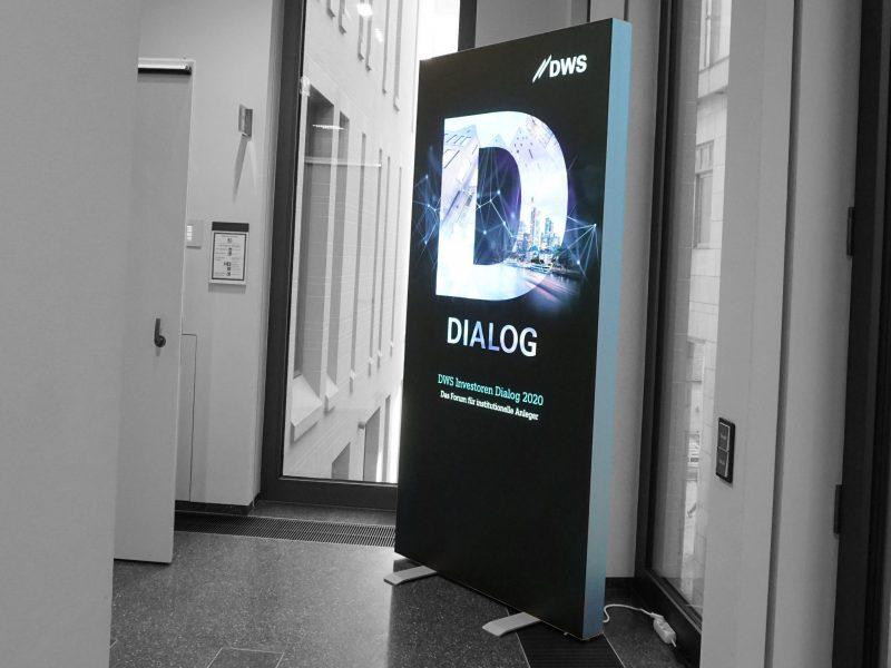 DWS Displaysystem